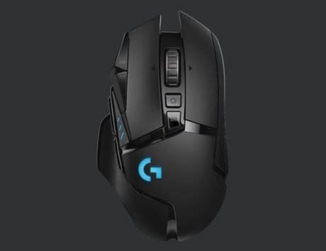 Logitech G502 Lightspeed Gaming Mouse Review