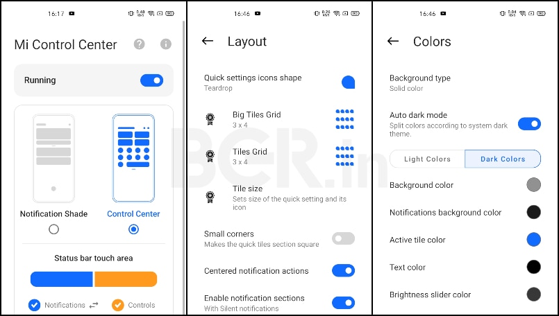 How to get the MIUI 12 Control Center on any Android device easily