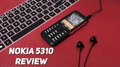 Nokia 5310 Review