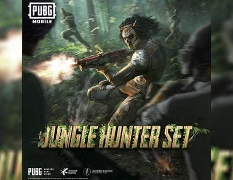 PUBG Mobile introduces a new Jungle Hunter set in the game