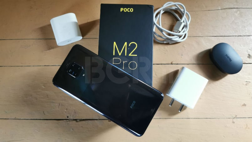 Poco M2 Pro with 33W fast charging, quad rear cameras launched in India: Price, Specifications