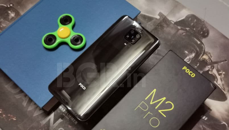 Poco M2 Pro next sale on July 30: Check prices, storage variants and more