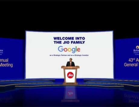 Reliance AGM 2020: Google joins as a strategic partner and investor