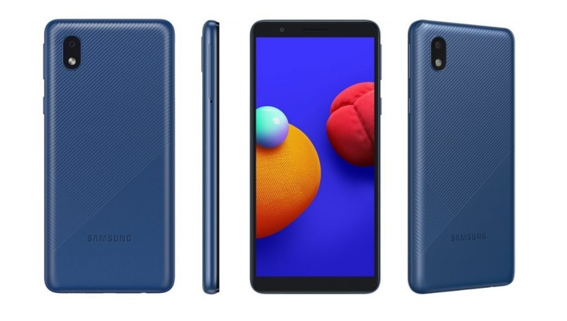 Samsung Galaxy M01 Core launched at Rs 5,499: Entry-level Android Go smartphone and more