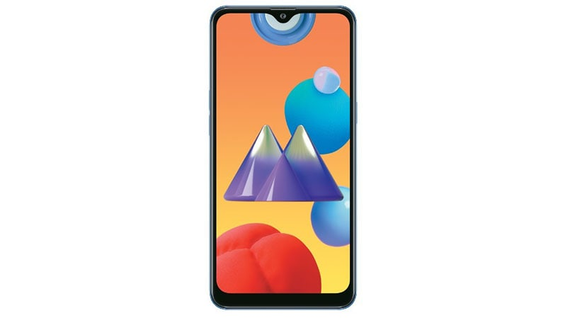 Samsung Galaxy M01s with 6.2-inch display, and MediaTek Helio P22 launched for Rs. 9,999