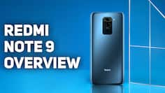 Redmi Note 9 Overview: Price, specs features and availability
