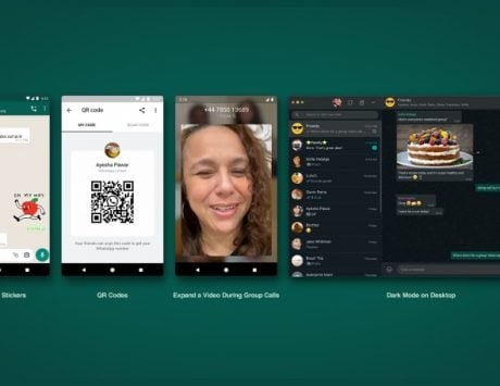 WhatsApp update: Animated Stickers, QR Codes and more features are now official