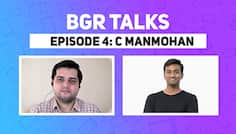 BGR Talks: C Manmohan, General Manager - POCO India