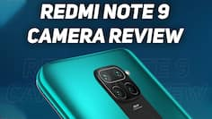 Redmi Note 9 Camera Review