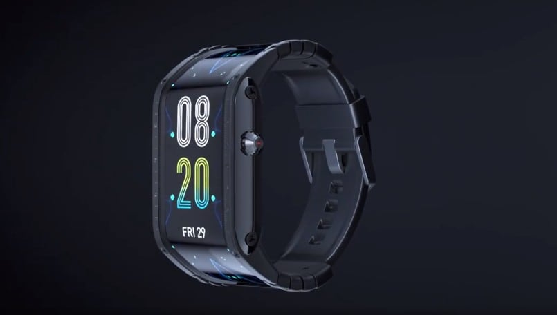 Nubia Watch launched with eSIM support, flexible AMOLED display