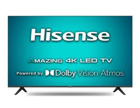 Hisense launches Smart TVs in India, price starts from Rs 11,990