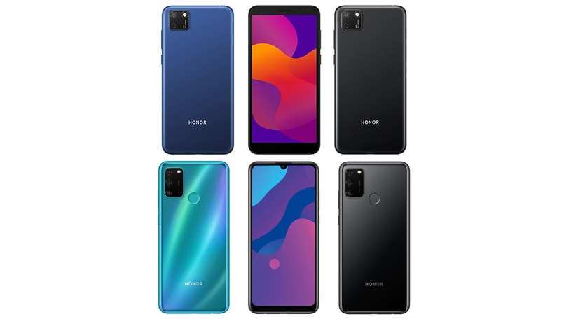 Honor 9A and Honor 9S going for a sale on August 13 and 14 respectively