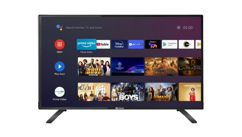 Kodak launches new Android TVs in India: Check price, features and more