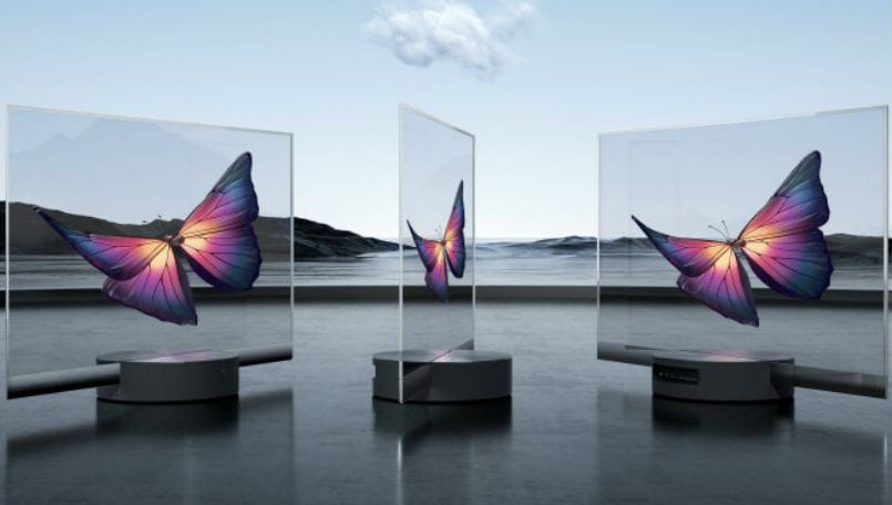Xiaomi Mi TV Lux Transparent with 55-inch panel launched: Check price, features
