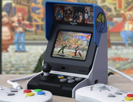 NEOGEO Mini game console global variant launched on Xiaomi Youpin