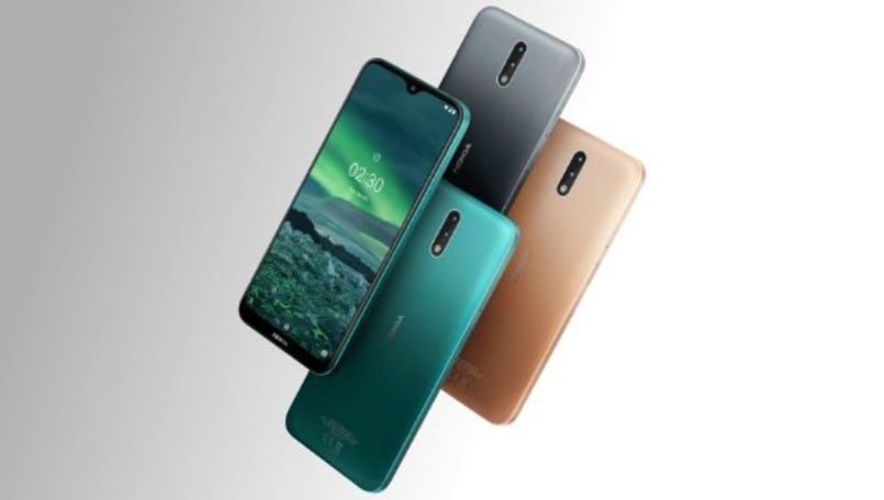 Nokia 2.4 color and memory options revealed in new leaks