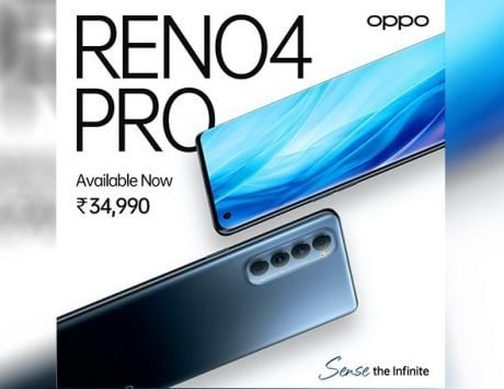 From 3D Borderless Sense Screen To World   s Fastest Charging Technology: OPPO Reno4 Pro Knocks It Out Of The Park With Amazing Features
