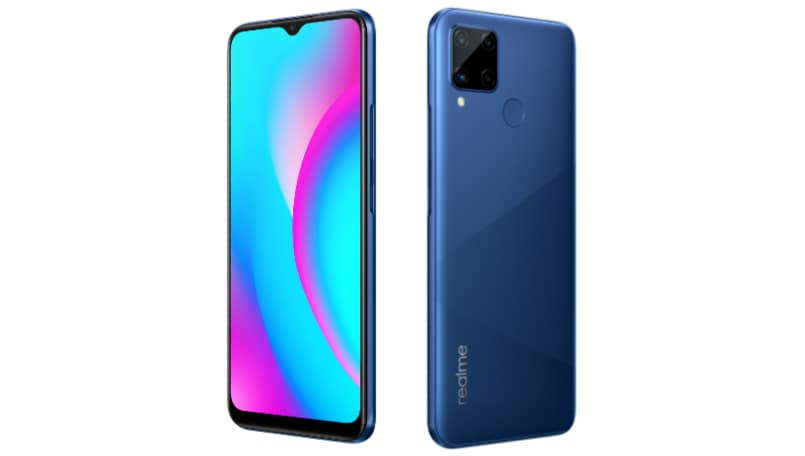 Realme C12, C15 launched in India: Specifications, price, features, and more