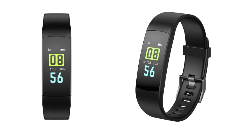 Riversong Wave S fitness band launched in India for Rs 2,299
