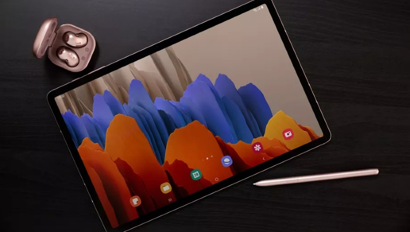 Samsung launches Galaxy Tab S7 and S7 Plus with 5G Snapdragon 865 Plus