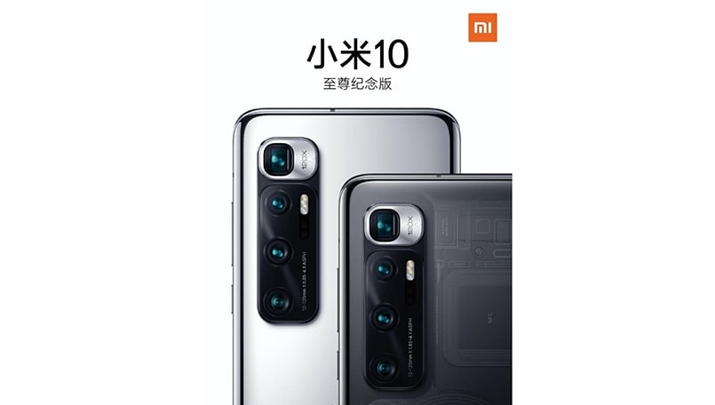 Xiaomi Mi 10 Ultra to get antimicrobial case, screen protector as part of in-box goodies