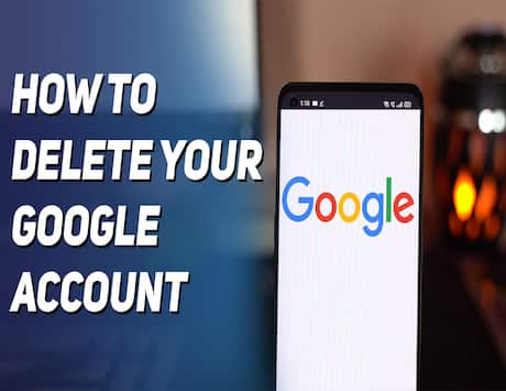 How to permanently delete Google account?