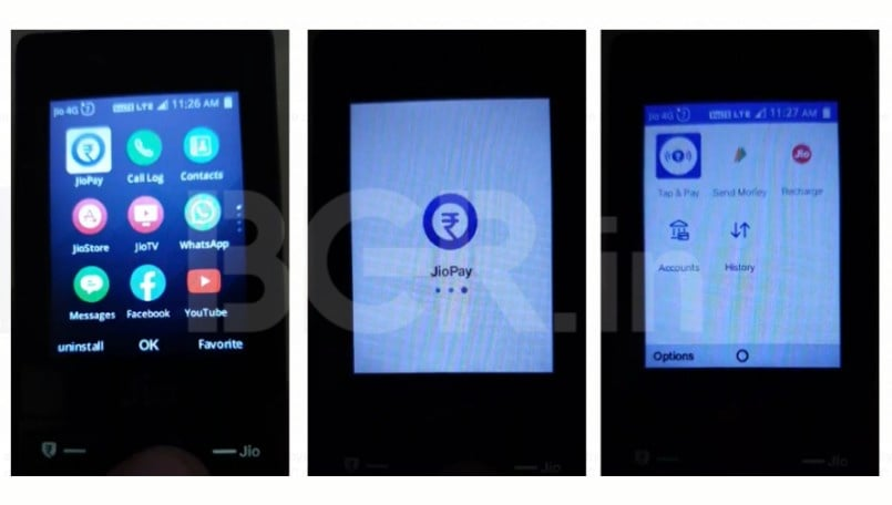 Exclusive: Jio Pay with UPI now available to Jio Phone users in India, here's first look