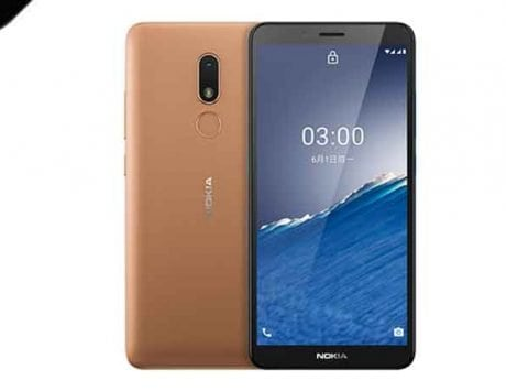 Nokia C3 launched with entry-level specs