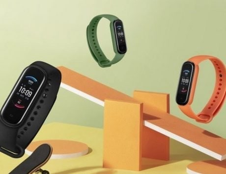 Amazfit Band 5 launched with Blood Oxygen sensor