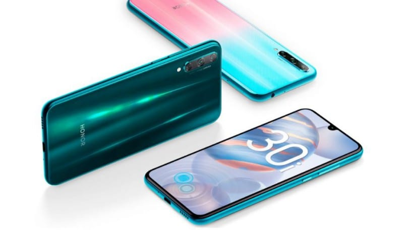 Honor 30i with 48-megapixel triple camera and Kirin 710F SoC launched