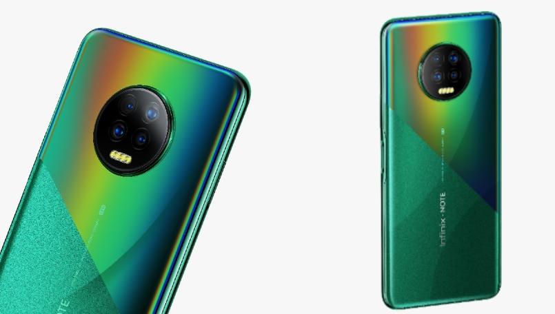 Infinix Note 7 launched in India with MediaTek Helio G70, 5,000mAh battery and more; check details