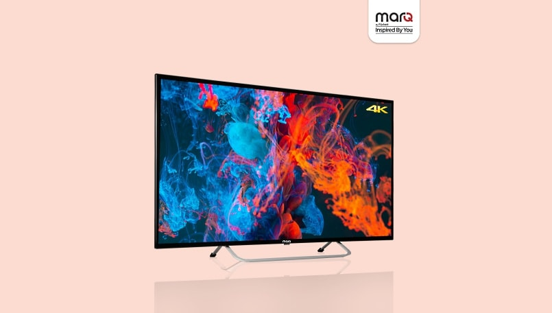 MarQ by Flipkart launches new Android 9.0 Smart TV range, price starts at Rs 11,999