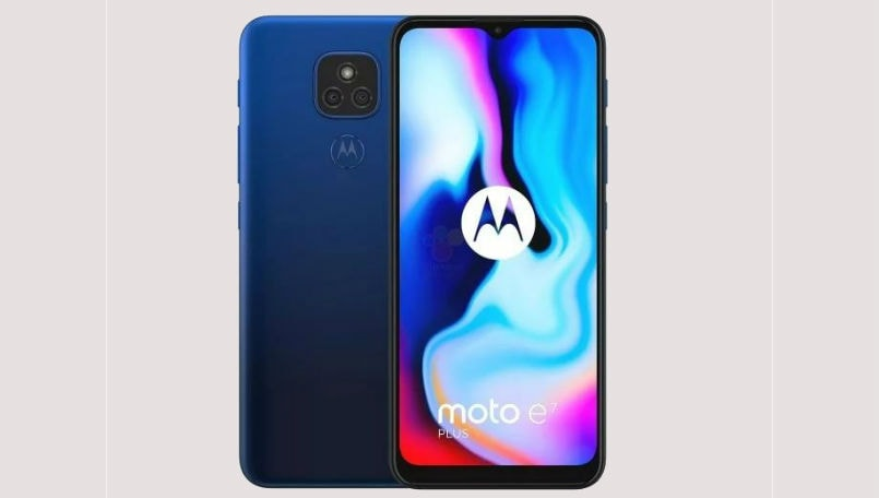 Motorola Moto E7 Plus features and price detailed online