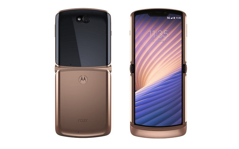 Motorola Razr 5G launching in India on October 5; Check price, specifications