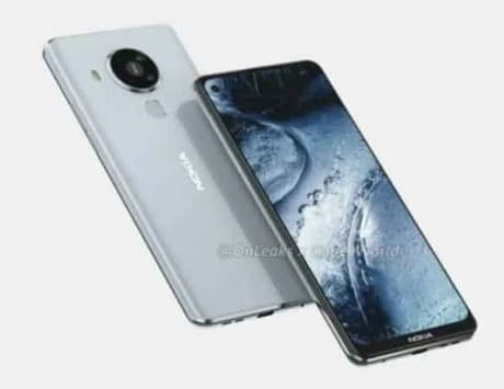 Nokia 7.3 alleged renders show quad rear camera setup and more