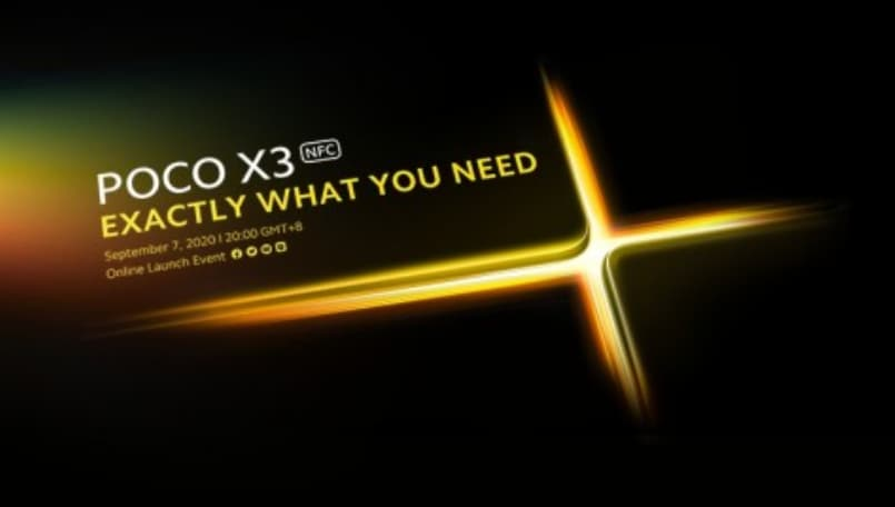 Poco X3 to officially launch on September 7; check details