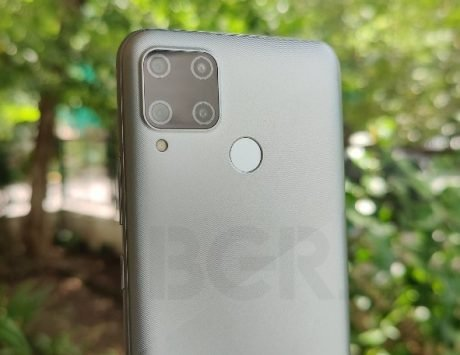 Realme C15 with 6,000mAh battery to go on sale today at 2PM