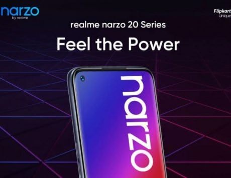 Realme Narzo 20 series full specifications leaked ahead of September 21 launch