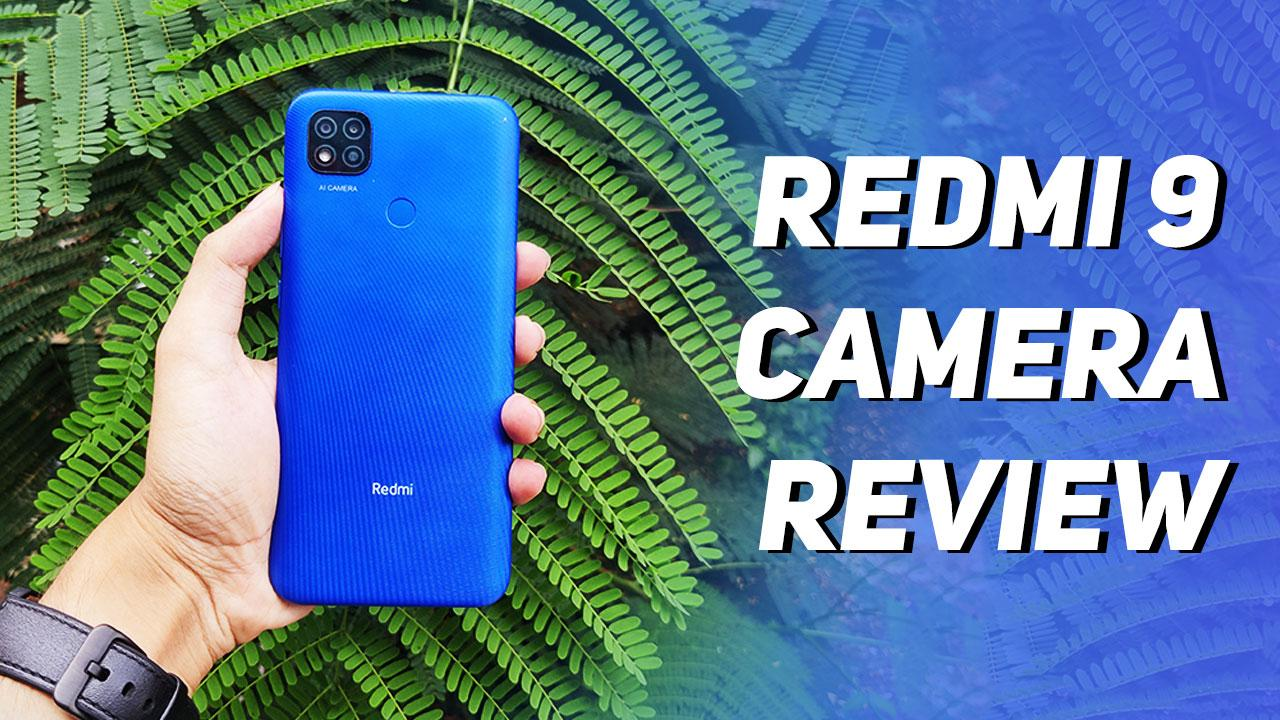 Redmi 9 Camera Review