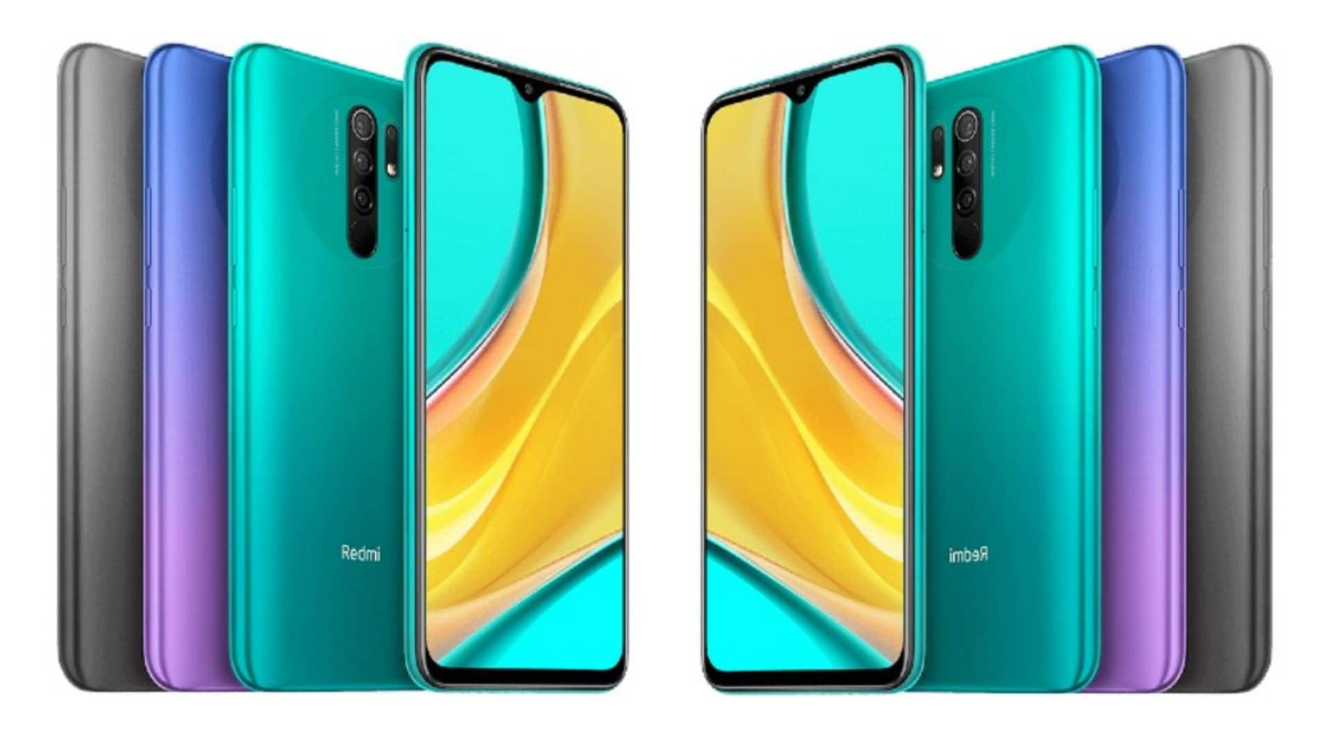 Redmi 9 Prime flash sale today at 12PM on Amazon and mi.com: Check offers
