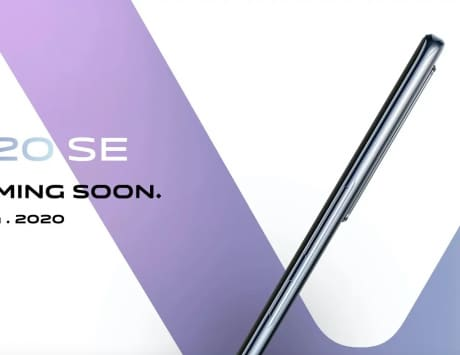 Vivo V20 SE launch confirmed for September 24; poster leaks online
