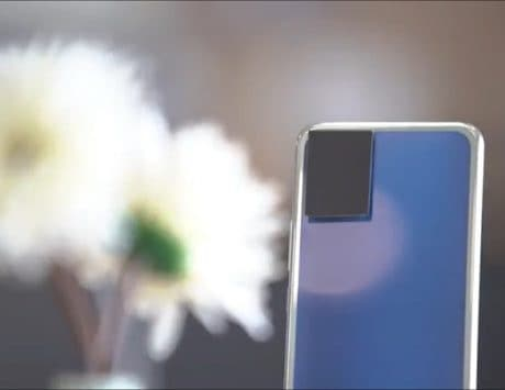 Vivo shows-off a color-changing concept smartphone