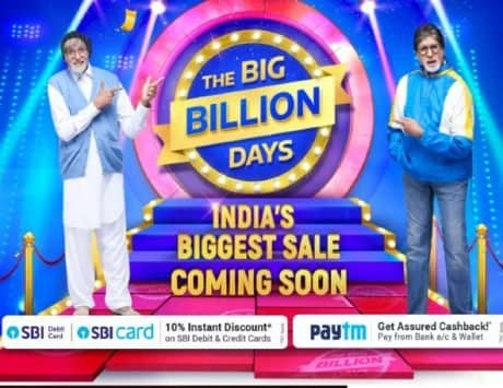 Flipkart Big Billions Days sale to begin soon: Sneak peek at the offers and deals