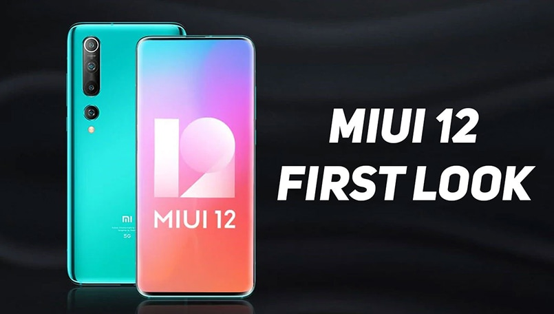 MIUI 12: Here's the first look of the new Android skin from Xiaomi