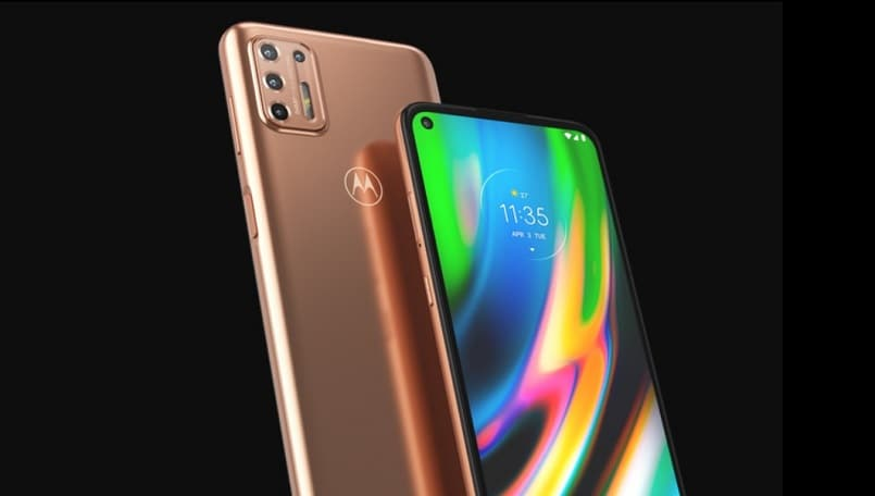 Motorola G9 Plus launched with 30W fast charging and 6.8-inch display