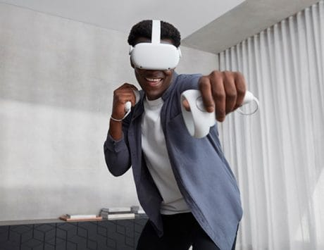 Facebook introduces Oculus Quest 2 VR headset with 90Hz refresh rate