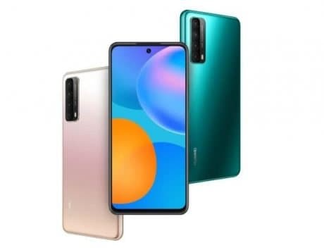 Huawei P Smart phone with Android 10 OS and quad cameras launched