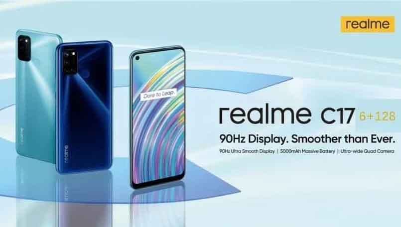 Realme C17 launched with quad rear camera setup: Check price, full specifications, and more