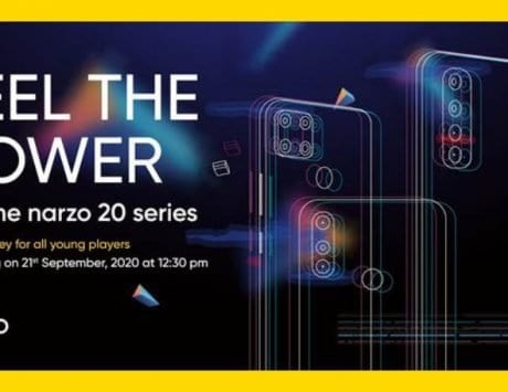 Realme Narzo 20 series launch in India on September 21: All we know so far