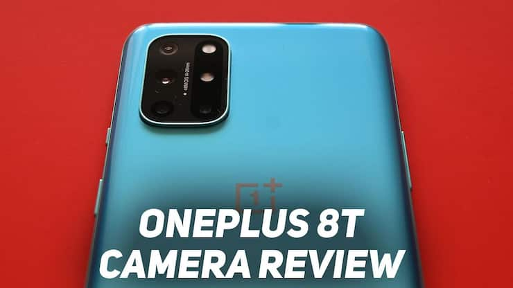 OnePlus 8T camera review